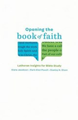 Opening the Book of Faith | Diane Jacobson |