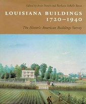 Louisiana Buildings, 1720--1940