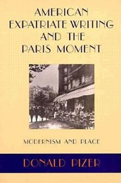 American Expatriate Writing and the Paris Moment