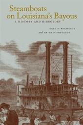 Steamboats on Louisiana's Bayous