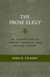 The Prose Elegy