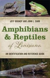 Amphibians and Reptiles of Louisiana