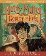Harry Potter and the Goblet of Fire | J. K. Rowling |