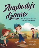 Anybody's Game | Heather Lang |