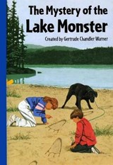 The Mystery of the Lake Monster | Gertrude Chandler Warner |