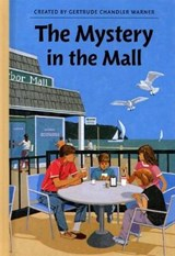 The Mystery in the Mall | Gertrude Chandler Warner |