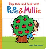 Play Hide-And-Seek with Pepe & Millie | Yayo Kawamura |