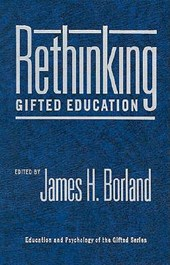 Rethinking Gifted Education