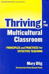 Thriving in the Multicultural Classroom | Mary Dilg |