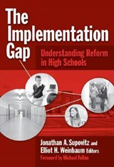 The Implementation Gap | auteur onbekend |