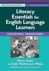 Literacy Essentials for English Language Learners | URIBE,  Maria |
