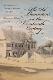 The Old Dominion in the Seventeenth Century |  |