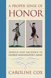 A Proper Sense of Honor