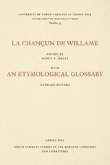 La Chancun de Willame | Nancy V. Iseley |