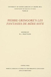 Pierre Gringore's Les Fantasies de Mere Sote