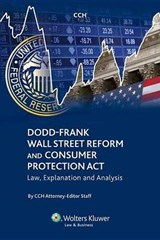 Dodd-Frank Wall Street Reform and Consumer Protection Act |  |