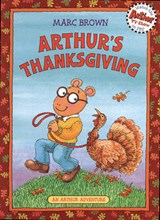 Arthur's Thanksgiving | Marc Tolon Brown |
