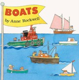 Boats | Anne F. Rockwell |