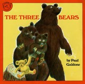 Three Bears | Paul Galdone |