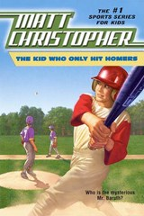 The Kid Who Only Hit Homers | Matt Christopher |