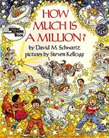 How Much Is a Million? | David M. Schwartz |