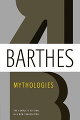 Mythologies | Roland Barthes |