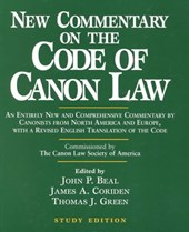 New Commentary on the Code of Canon Law | John P. Beal |