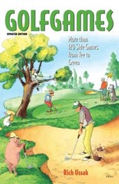 Golfgames [With 14 Qty Sample Scorecards]