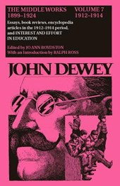 The Middle Works of John Dewey, 1899-1924, Volume