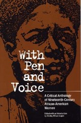 With Pen and Voice | Shirley Wilson Logan |