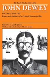 The Early Works of John Dewey, 1882 - 1898