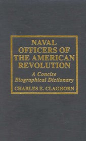 Naval Officers of the American Revolution