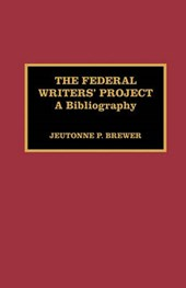 The Federal Writers' Project