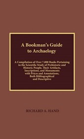 A   Bookman's Guide to Archaeology