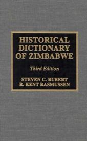 Historical Dictionary of Zimbabwe