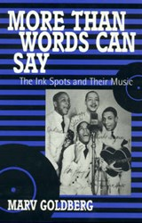More Than Words Can Say | Marv Goldberg |
