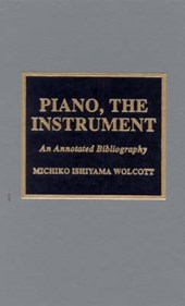 Piano, the Instrument