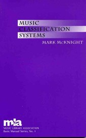 Music Classification Systems | Mark McKnight |