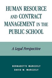 Human Resource and Contract Management in the Public School