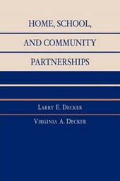 Home, School, and Community Partnerships