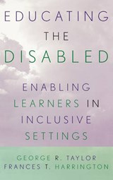 Educating the Disabled | George R. Taylor |