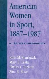 American Women in Sport, 1887-1987