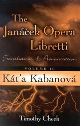 Kat'a Kabanova | Timothy Cheek |