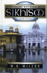 Historical Dictionary of Sikhism | W. H. McLeod |