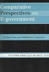 Comparative Perspectives on E-Government | auteur onbekend |