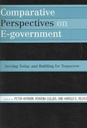 Comparative Perspectives on E-Government |  |