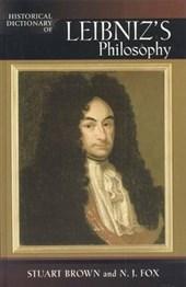 Historical Dictionary of Leibniz's Philosophy