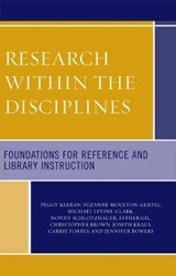 Research Within the Disciplines | Peggy Keeran |