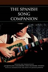 The Spanish Song Companion | auteur onbekend |