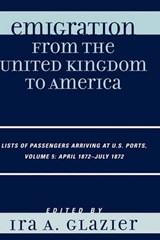 Emigration from the United Kingdom to America |  |